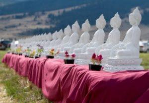 1000 Buddhas Montana