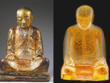 buddha statue ct scan 4