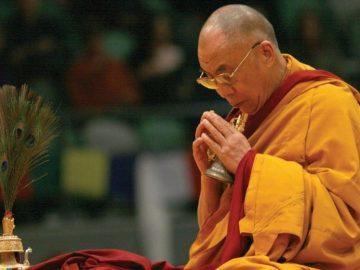 daila lama practice
