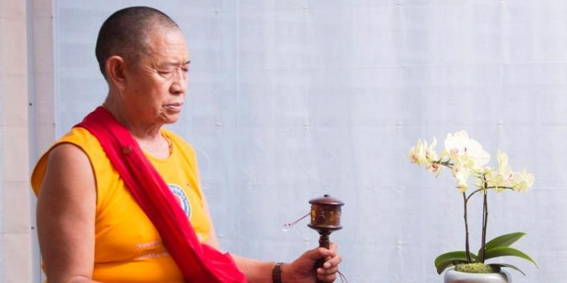 SP-Meditating
