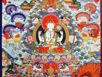 Avalokiteshvara Chaturbhuja (1)